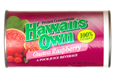 Hawaii's Own - Guava Raspberry