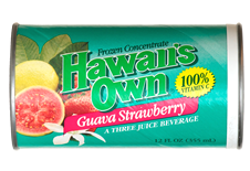 Hawaii's Own - Guava Strawberry