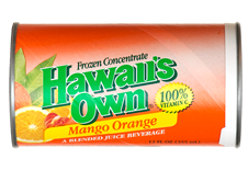 Hawaii's Own - Mango Orange