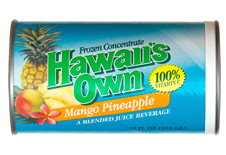 Hawaii's Own - Mango Pineapple