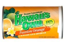 Hawaii's Own - Passion Orange