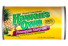 Hawaii's Own - Pineapple Starfruit